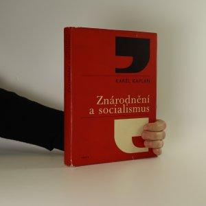náhled knihy - Znárodnění a socialismus