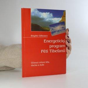 náhled knihy - Energetický program Pěti Tibeťanů. Účinná cvičení těla, ducha a duše