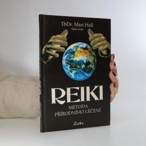 náhled knihy - Reiki