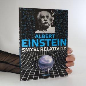 náhled knihy - Smysl relativity