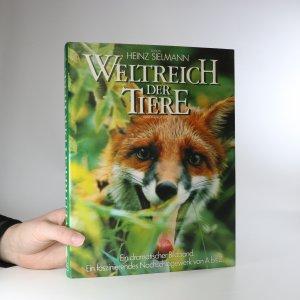 náhled knihy - Weltreich der Tiere