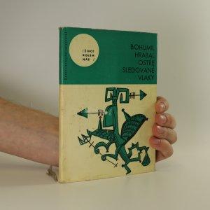 náhled knihy - Ostře sledované vlaky