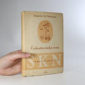 náhled knihy - Československá cesta