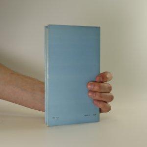 antikvární kniha Překročit vlastní stín, 1974
