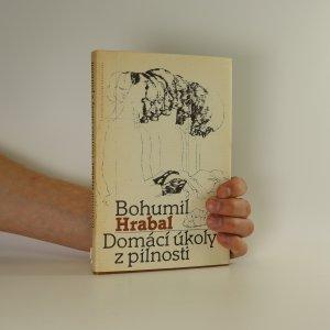 náhled knihy - Domácí úkoly z pilnosti