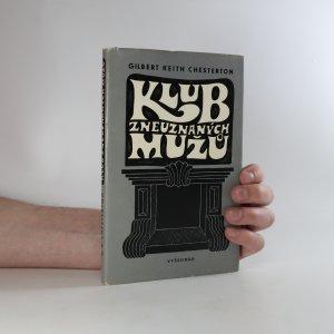 náhled knihy - Klub zneuznaných mužů