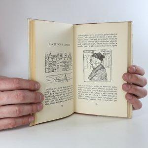 antikvární kniha Anglické listy, 1947