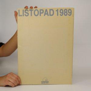 náhled knihy - Listopad 1989. 27 reprodukcí v obalu