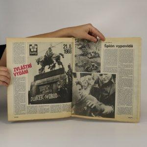 antikvární kniha Květy 32. Ročník I., 1990