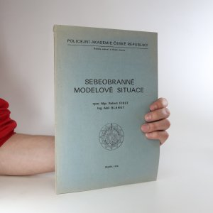 náhled knihy - Sebeobranné modelové situace
