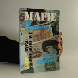 náhled knihy - Mafie po listopadu aneb ryba páchne od hlavy