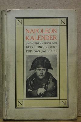 náhled knihy - NapoleonKalender  und gedenkbuch der befreiungskriege fur das jahr 1812
