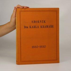 náhled knihy - Sborník Dra Karla Kramáře