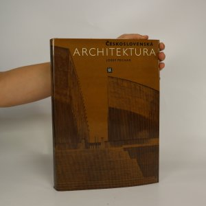 náhled knihy - Československá architektura. 1945-1977