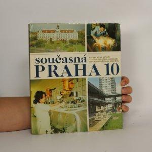 náhled knihy - Současná Praha 10