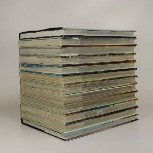 antikvární kniha Dějiny umění. 12 svazků (komplet), 1987-2002