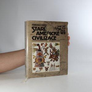 náhled knihy - Staré americké civilizace