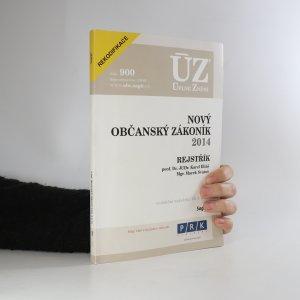 náhled knihy - Občanský zákoník 2014