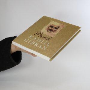 antikvární kniha Prorok, 2001