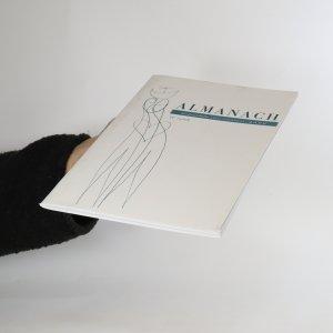 antikvární kniha Almanach. Literární přehlídka Střet pozornosti 2000, 2001