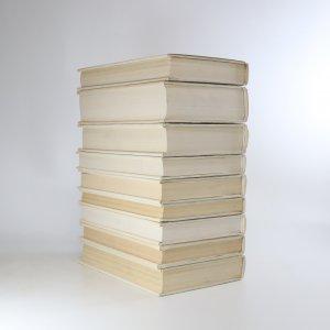 antikvární kniha 9x K. Čapek. Spisy (9 svazků, viz foto) , 1992 - 1995