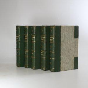 náhled knihy - 3 díla F. M. Dostojevského (5 svazků, viz foto)