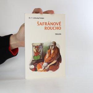 náhled knihy - Šafránové roucho
