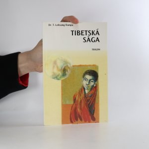 náhled knihy - Tibetská sága