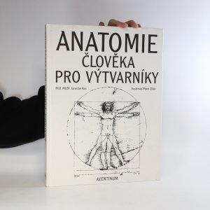 náhled knihy - Anatomie člověka pro výtvarníky