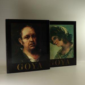 náhled knihy - Goya I. a II. díl (2 svazky)