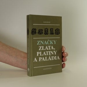 náhled knihy - Značky zlata, platiny a paládia