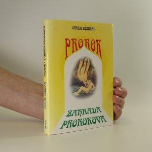 náhled knihy - Prorok. Zahrada prorokova