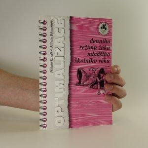 náhled knihy - Optimalizace denního režimu žáků mladšího školního věku
