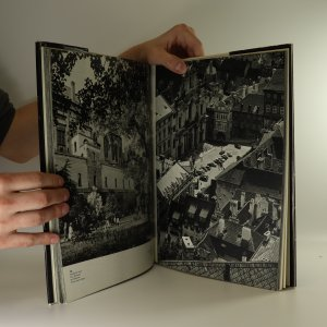 antikvární kniha Praha, matka měst, 1970