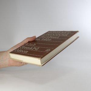 antikvární kniha Ublížení na těle, 1989