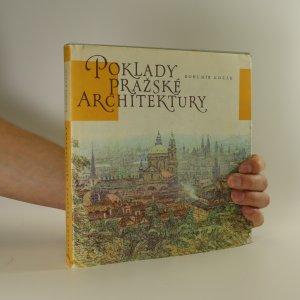 náhled knihy - Poklady pražské architektury