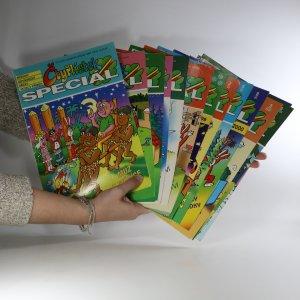 náhled knihy - 12x Čtyřlístek speciál + 1x Bobík: Čtyřlístek pro nejmenší (13 sešitů, viz foto)