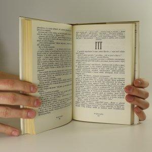 antikvární kniha Tři muži ve člunu a na toulkách, 1972