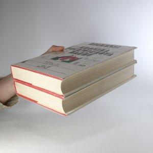 antikvární kniha Kronika Pickwickova klubu I+II (komplet), 1973