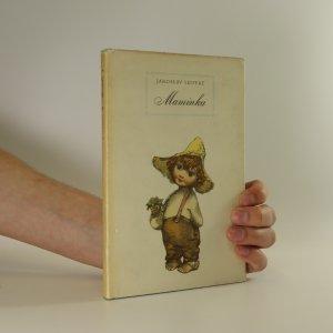 náhled knihy - Maminka (s podpisem autora)