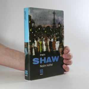 náhled knihy - Noční kořist