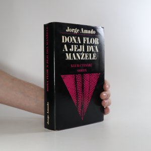 náhled knihy - Dona Flor a její dva manželé