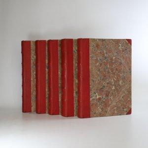 náhled knihy - Dějiny umění I.-V. díl (5 svazků, komplet)