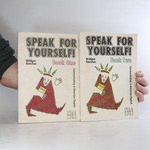náhled knihy - Speak for yourself Book 1 and 2 (2 svazky, chybí kazety)