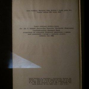 antikvární kniha Warunki plastyczności i stanu granicznego gruntów, 1966