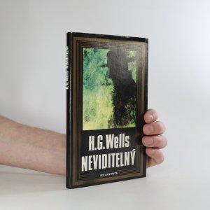 náhled knihy - Neviditelný