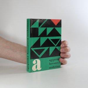 náhled knihy - Egyptská hovorová arabština