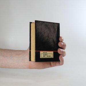 antikvární kniha Španělsko-český a česko-španělský kapesní slovník, 1962