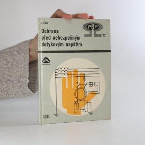 náhled knihy - Ochrana před nebezpečným dotykovým napětím