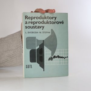 náhled knihy - Reproduktory a reproduktorové soustavy